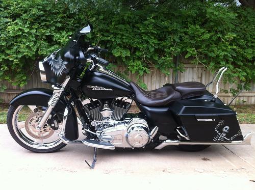Lubbock Harley Davidson Dealer