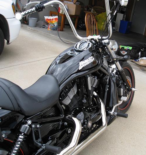 2007 Harley Davidson 174 Vrscdx V Rod 174 Night Rod 174 Special