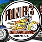 Frazier's Harley-Davidson's Logo