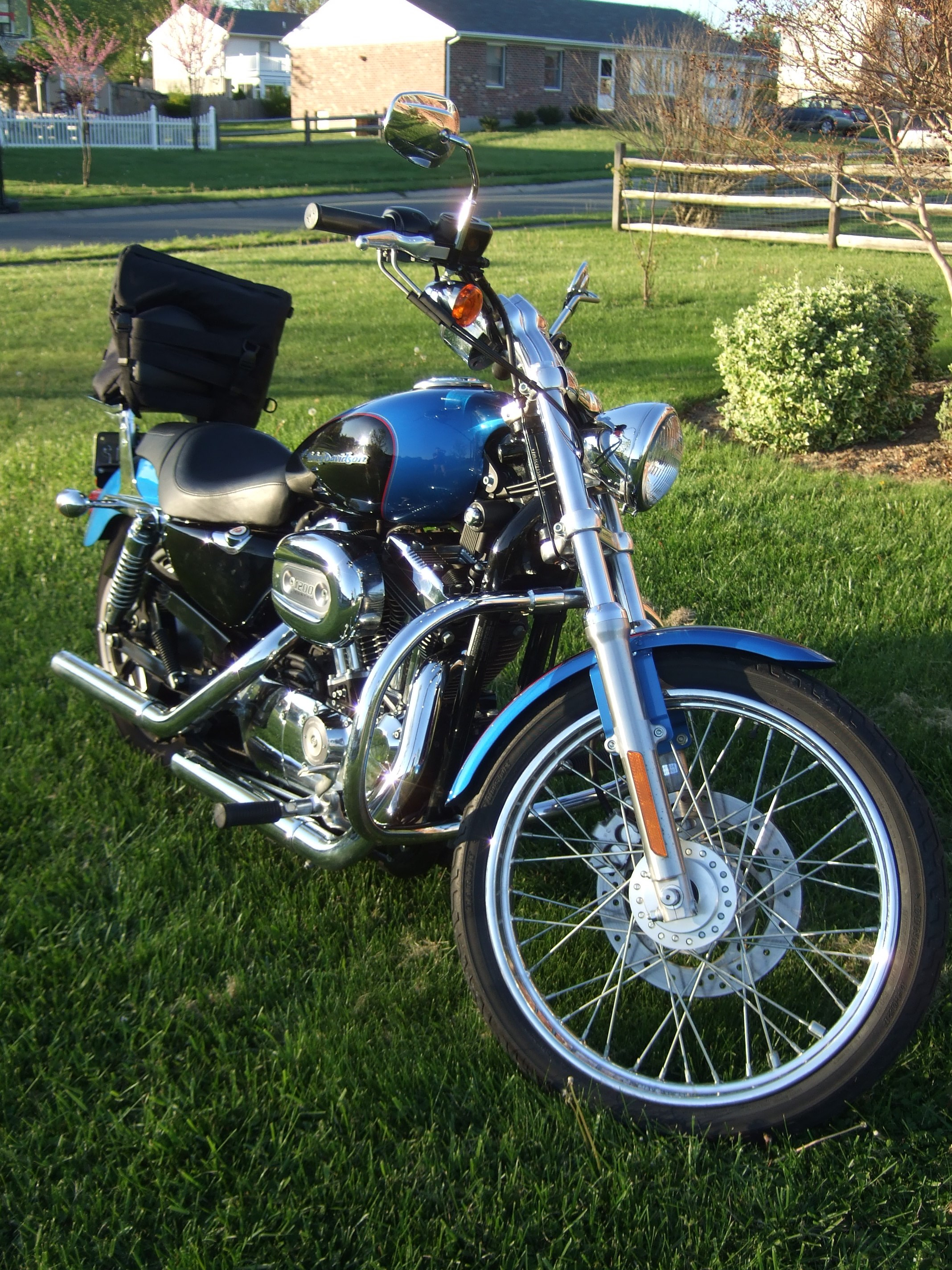 Harley Davidson Sportster Craigslist Nj