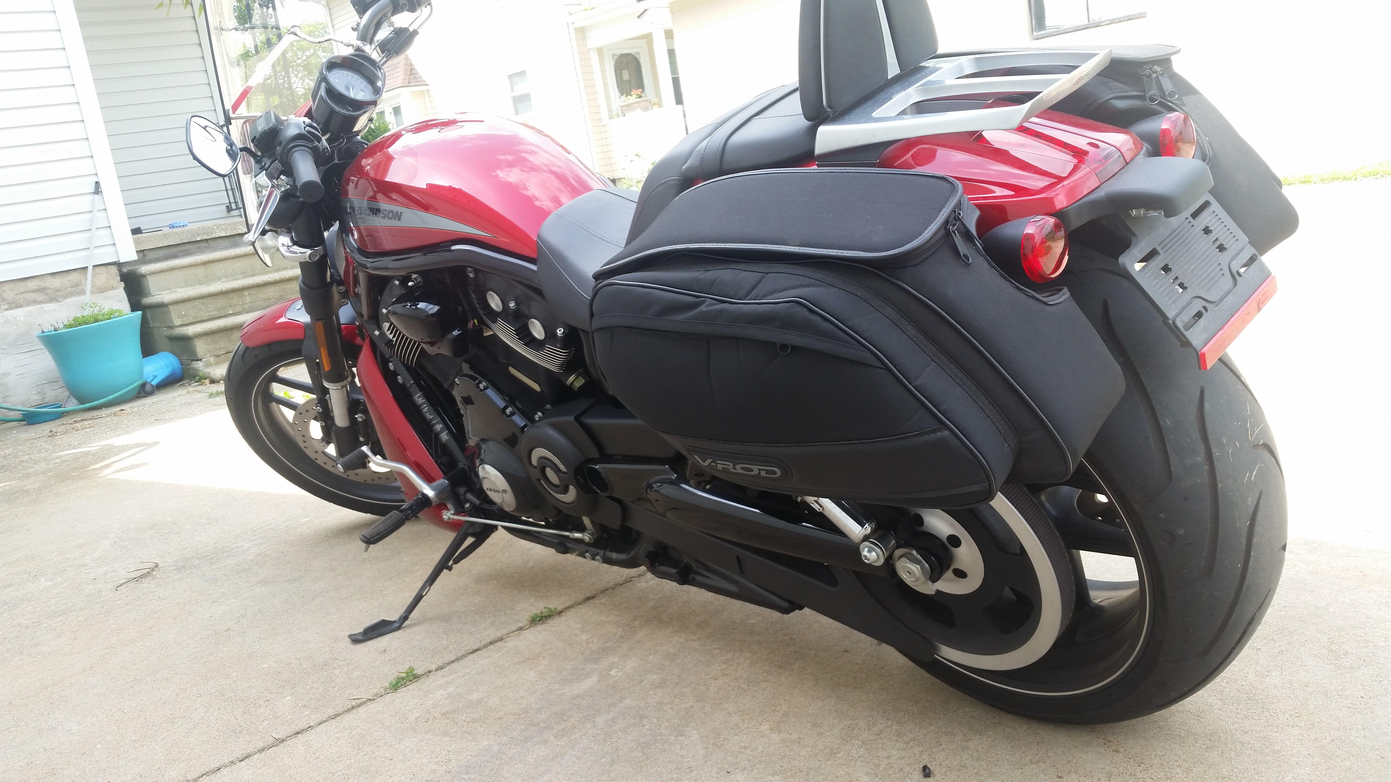 2013 Harley Davidson Vrscdx V Rod Night Rod Special Red Woodville Ohio 557648 Chopperexchange