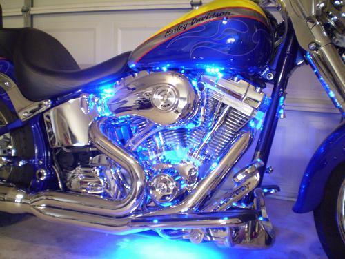 2006 Harley-Davidson® FLSTFSE2 Screamin' Eagle® Softail ...