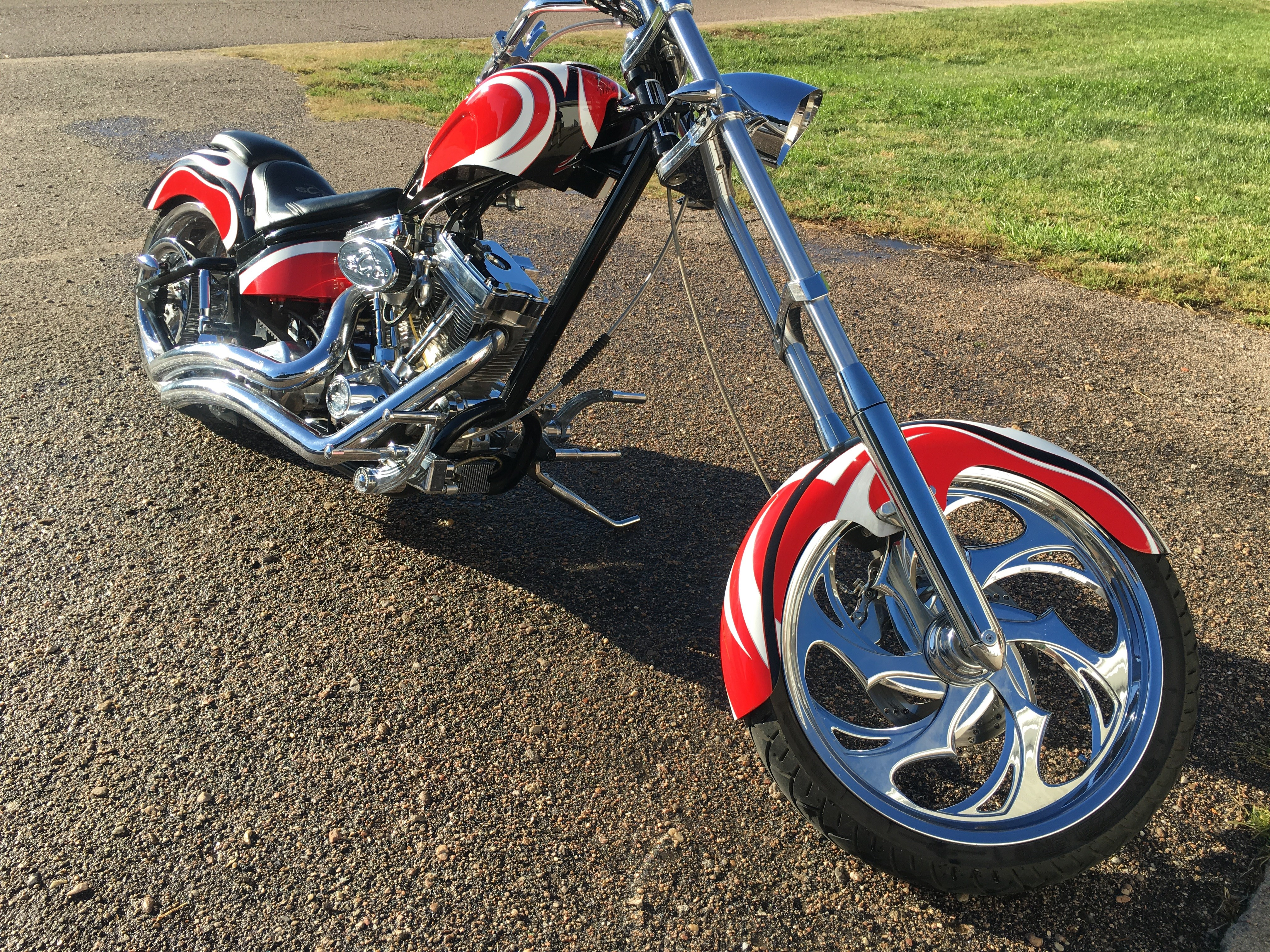 All New Amp Used Orange County Choppers Occ Motorcycles