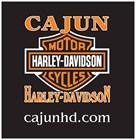 Cajun Harley-Davidson's Logo