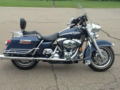 Used 2003 Harley-Davidson® Road King® Anniversary
