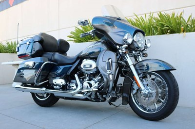 Used 2010 Harley-Davidson® CVO™ Ultra Classic® Electra Glide®