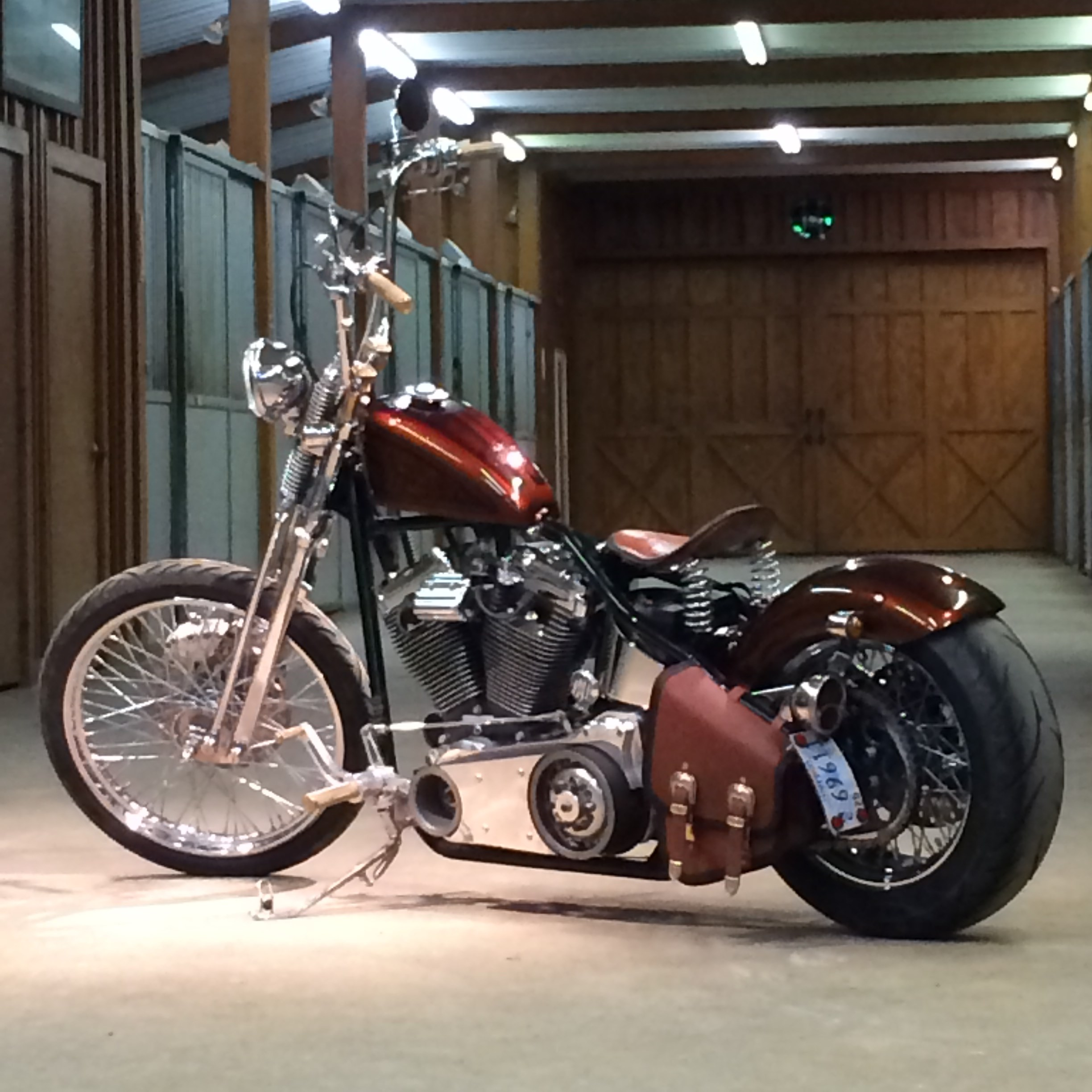 2008 SuckerPunch Sallys Traditional Bobber (Root Beer ...