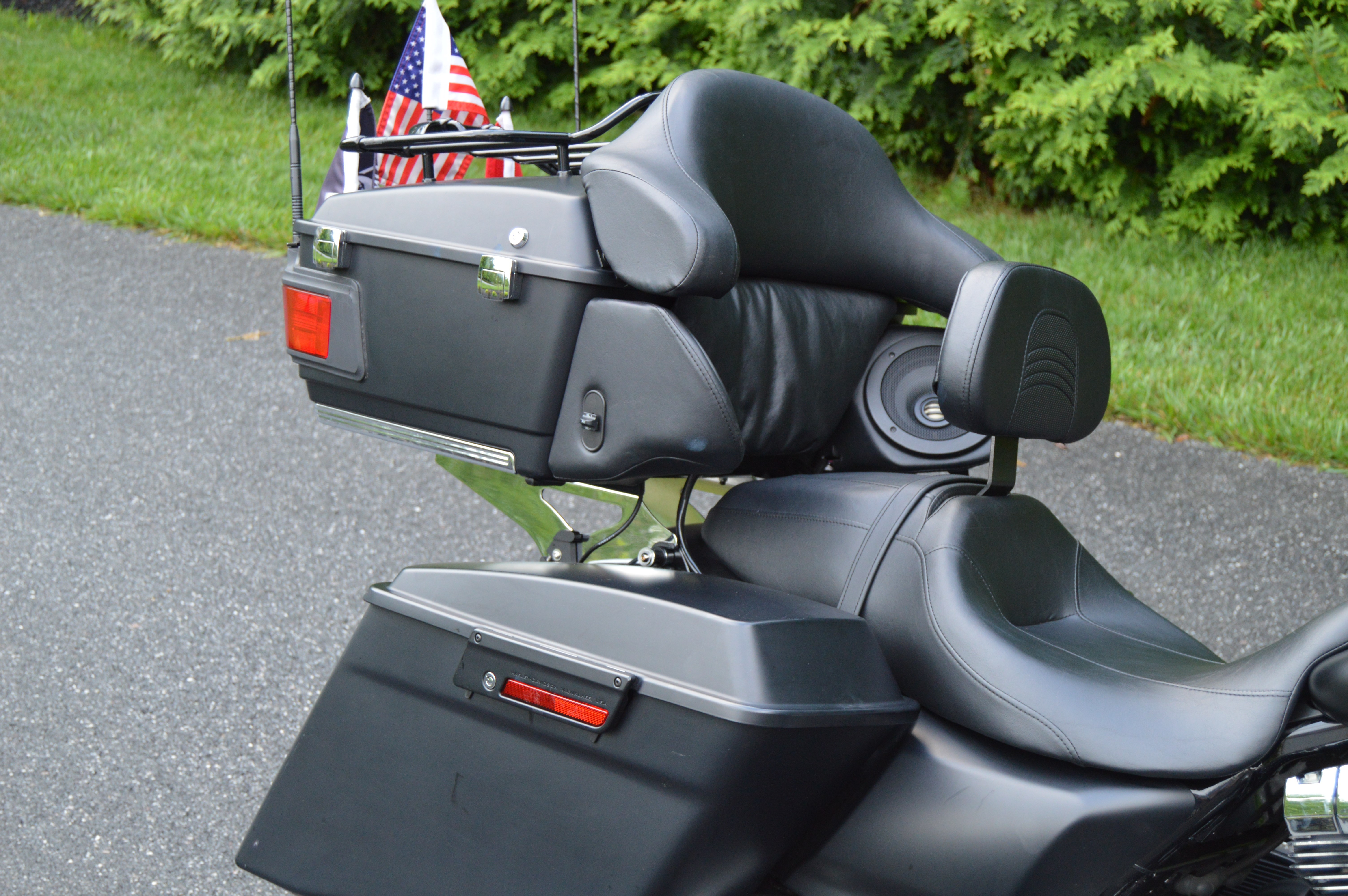 Harley Davidson Street Glide Windshield Upgrade