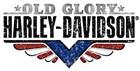 Old Glory Harley-Davidson's Logo