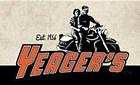 Yeager's Harley-Davidson's Logo