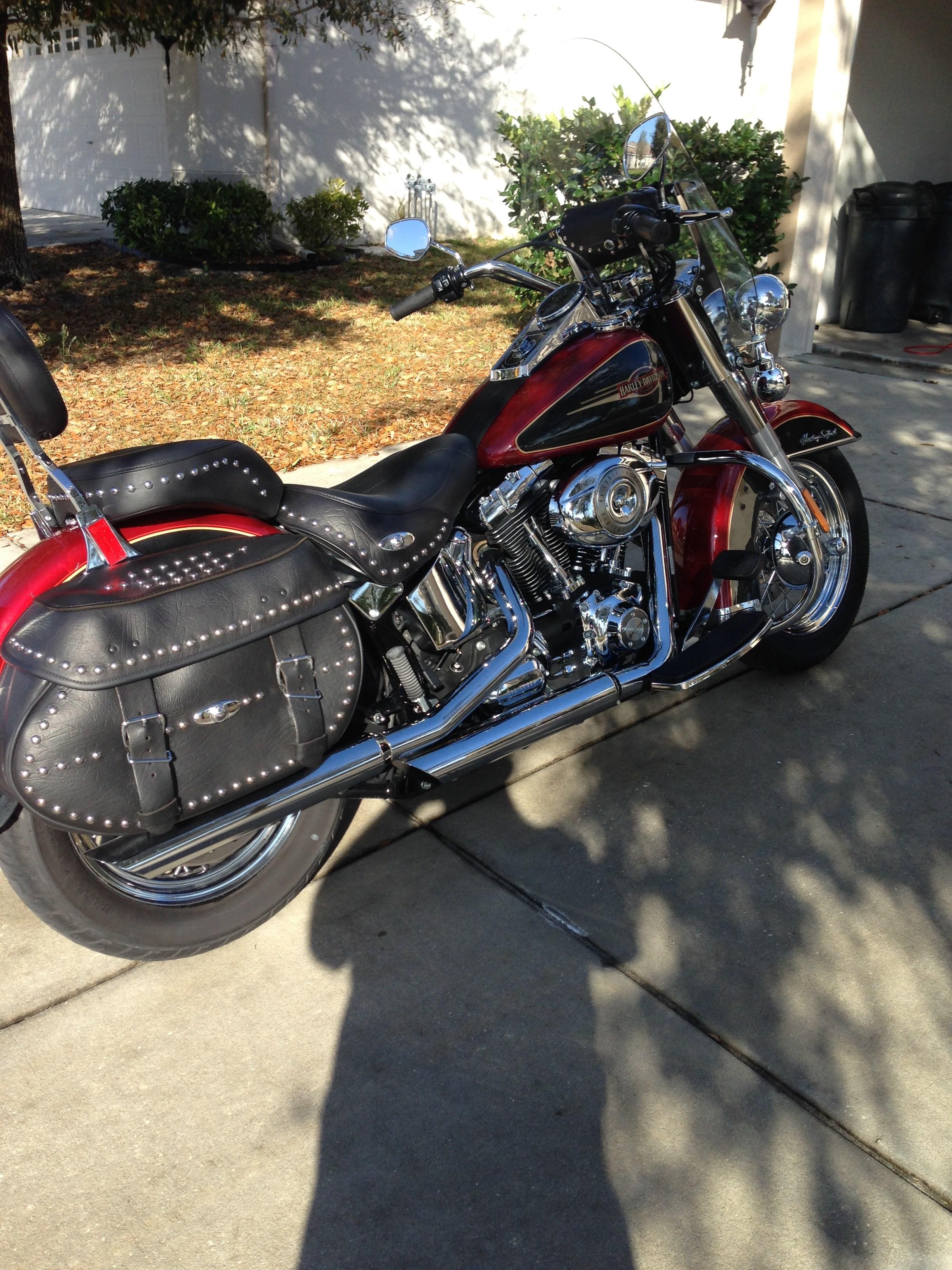 Kelly Blue Book  Harley Davidson Softail