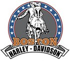 Boston Harley-Davidson's Logo