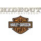 Hideout Harley-Davidson's Logo
