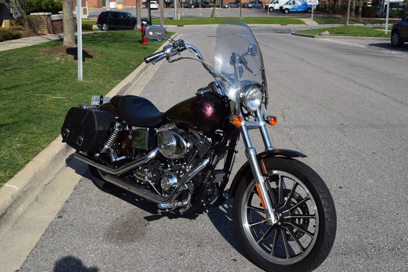 Custom Harley Davidson Dyna Fxdl Build: 2002 Harley-Davidson® FXDL Dyna Low Rider® (Custom