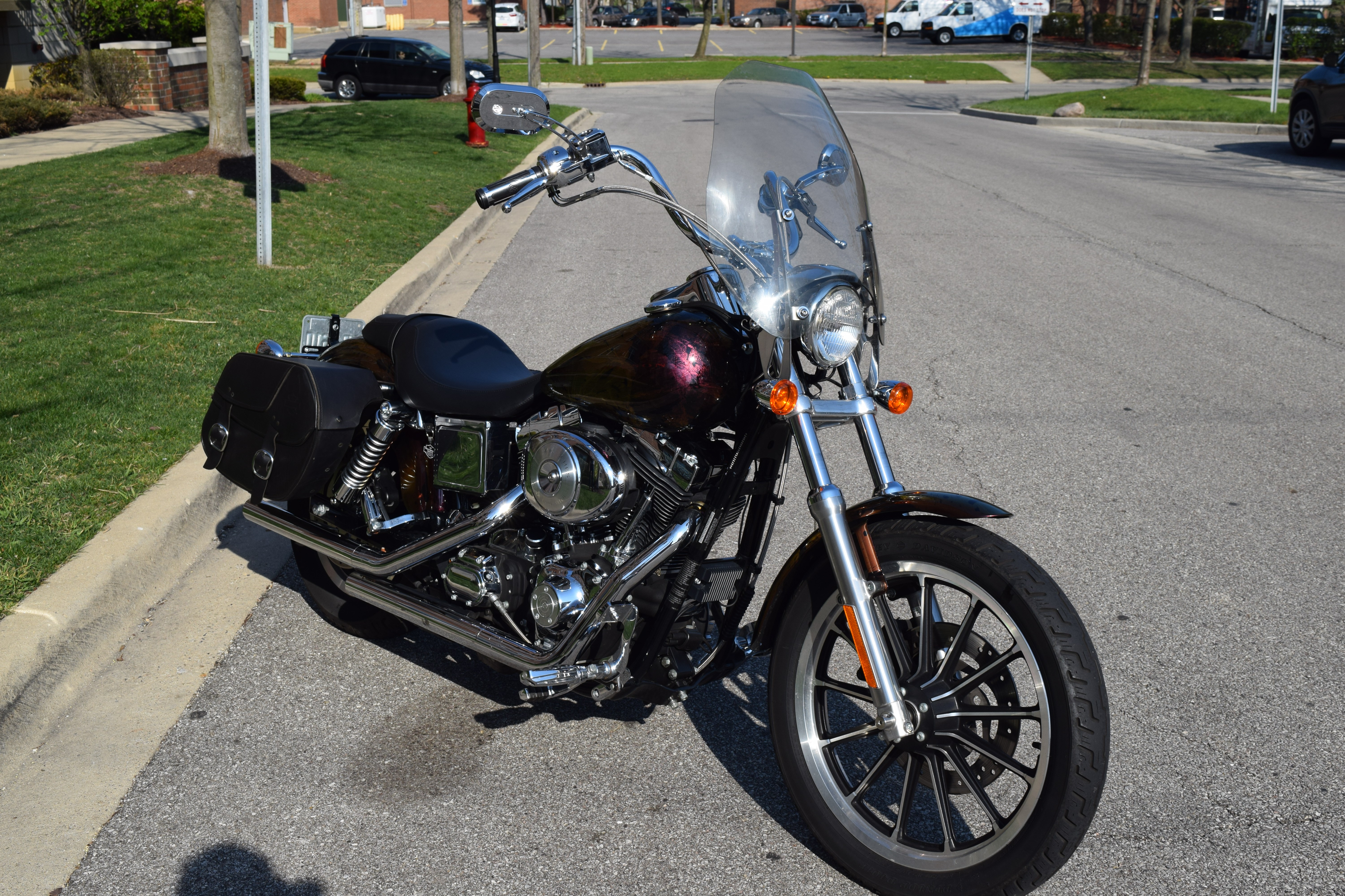 all new used harley davidson dyna low rider for sale 542 bikes page 1 chopperexchange. Black Bedroom Furniture Sets. Home Design Ideas