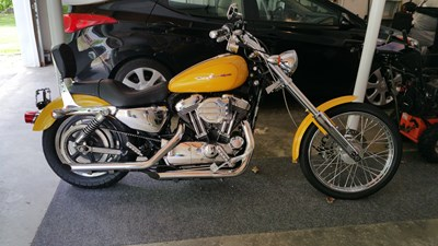 2004 to 2013 New & Used Harley-Davidson® Motorcycles near ...