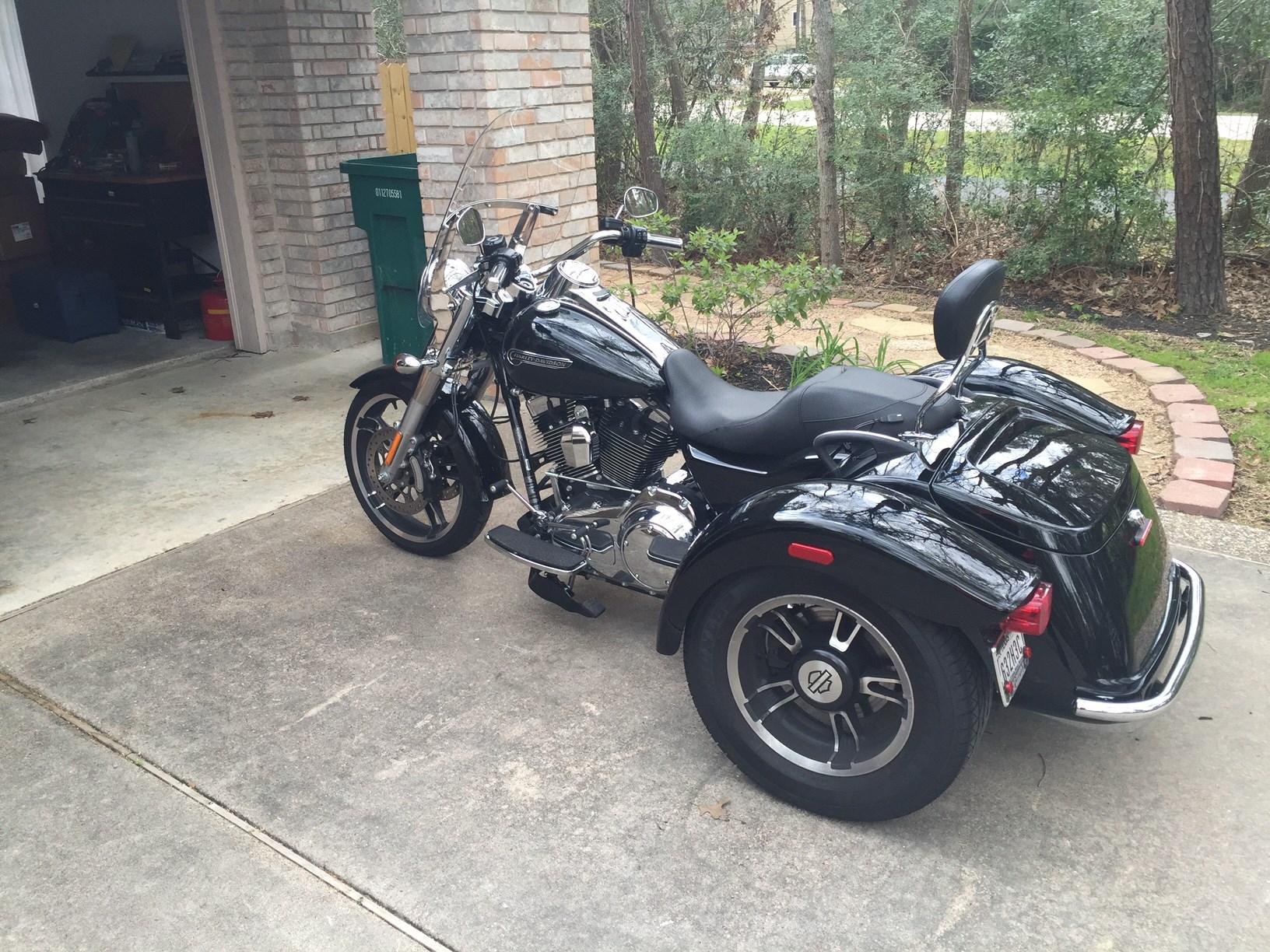 Harley Davidson Chico Ca >> 2015 Harley-Davidson® FLRT Freewheeler™ (Black), The ...