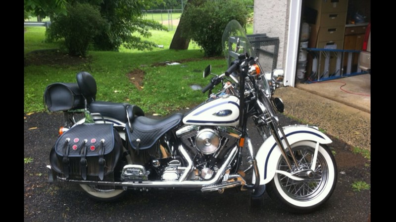 Photo of a 1997 Harley-Davidson® FLSTS Heritage Springer®