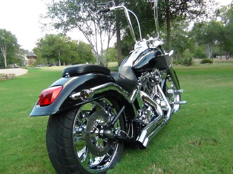 Bloomington Harley Davidson >> 2002 Harley-Davidson® FXSTD/I Softail® Deuce™ (Black ...