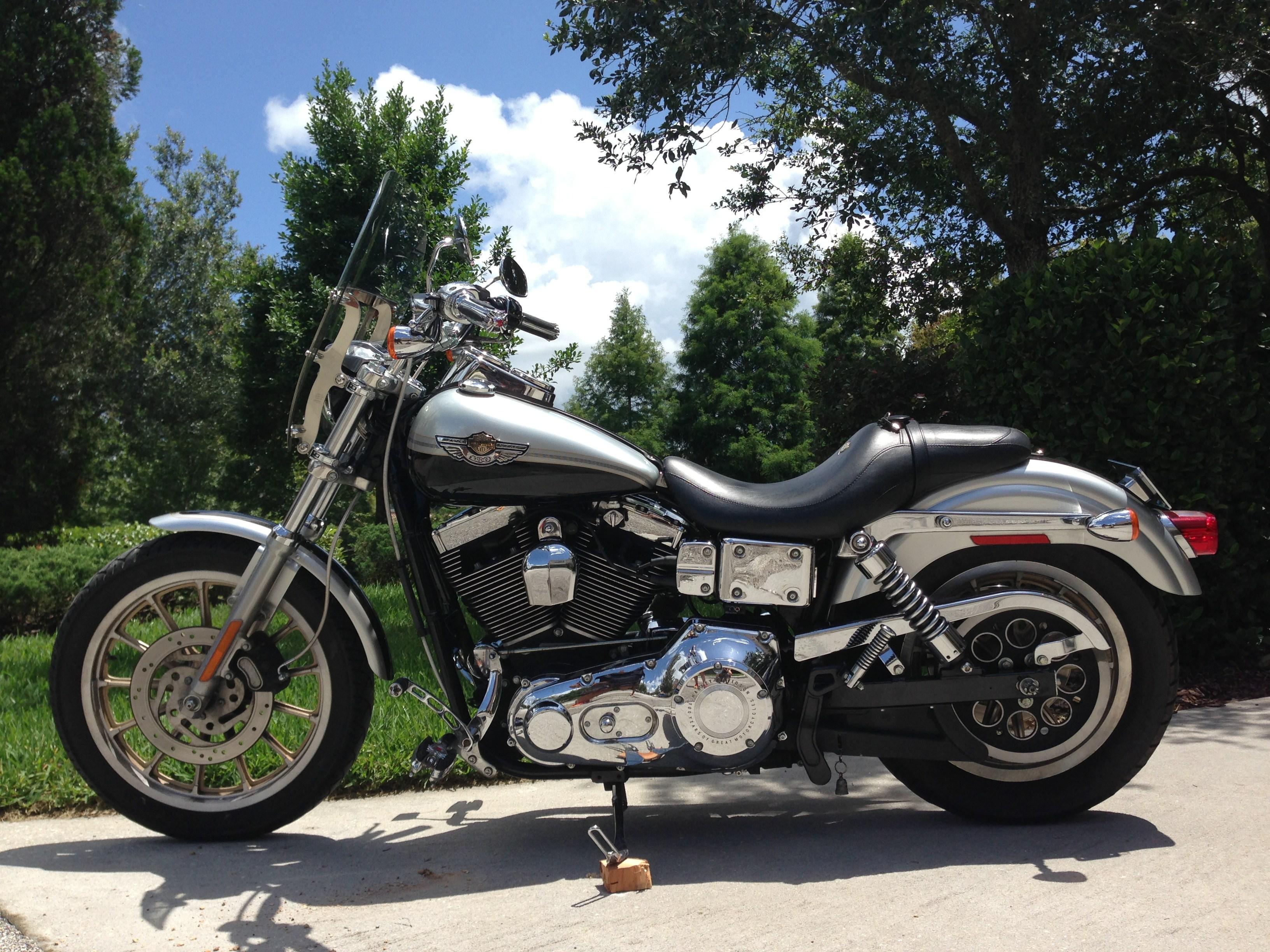 Used Motorcycles Nj >> 2003 Harley-Davidson® FXDL Dyna® Low Rider® (black, silver, chrome), Davenport, Florida (379189 ...