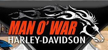 Man O' War Harley-Davidson