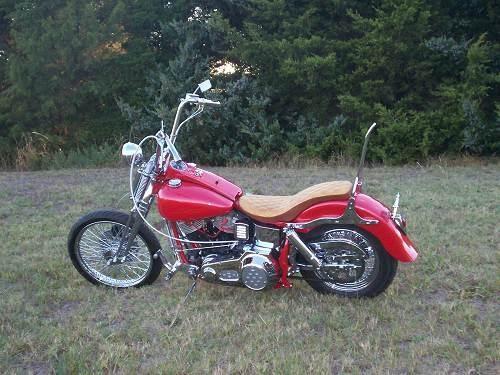 1978 Harley-Davidson® FXE Super Glide®