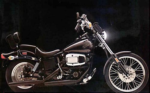 Allstate Motorcycle Insurance >> 1983 Harley-Davidson® FXDG Disc Glide (maroon), Rancho ...