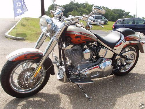 2006 Harley Davidson 174 Flstfse2 Screamin Eagle 174 Softail
