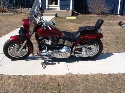 Harley-Davidson® Softail Fat Boy® for Sale (1,321 Bikes, Page 1 ...