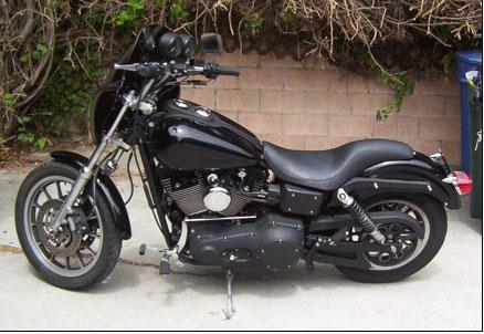Verrassend 2001 Harley-Davidson® FXDX Dyna Super Glide® Sport (BLACK LH-57