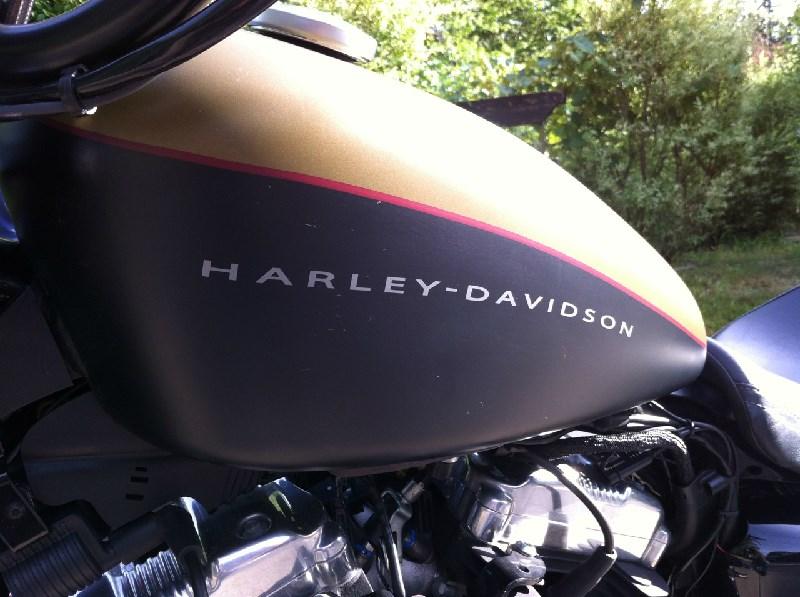 2008 Harley Davidson 174 Xl1200n Sportster 174 1200 Nightster