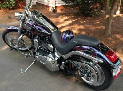 Used 2003 Harley-Davidson® Softail Deuce Anniversary