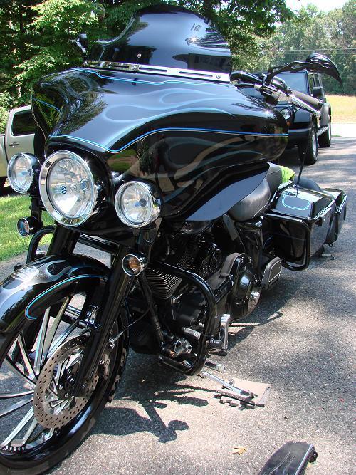 2007 Harley Davidson 174 Flhtcu Ultra Classic 174 Electra Glide