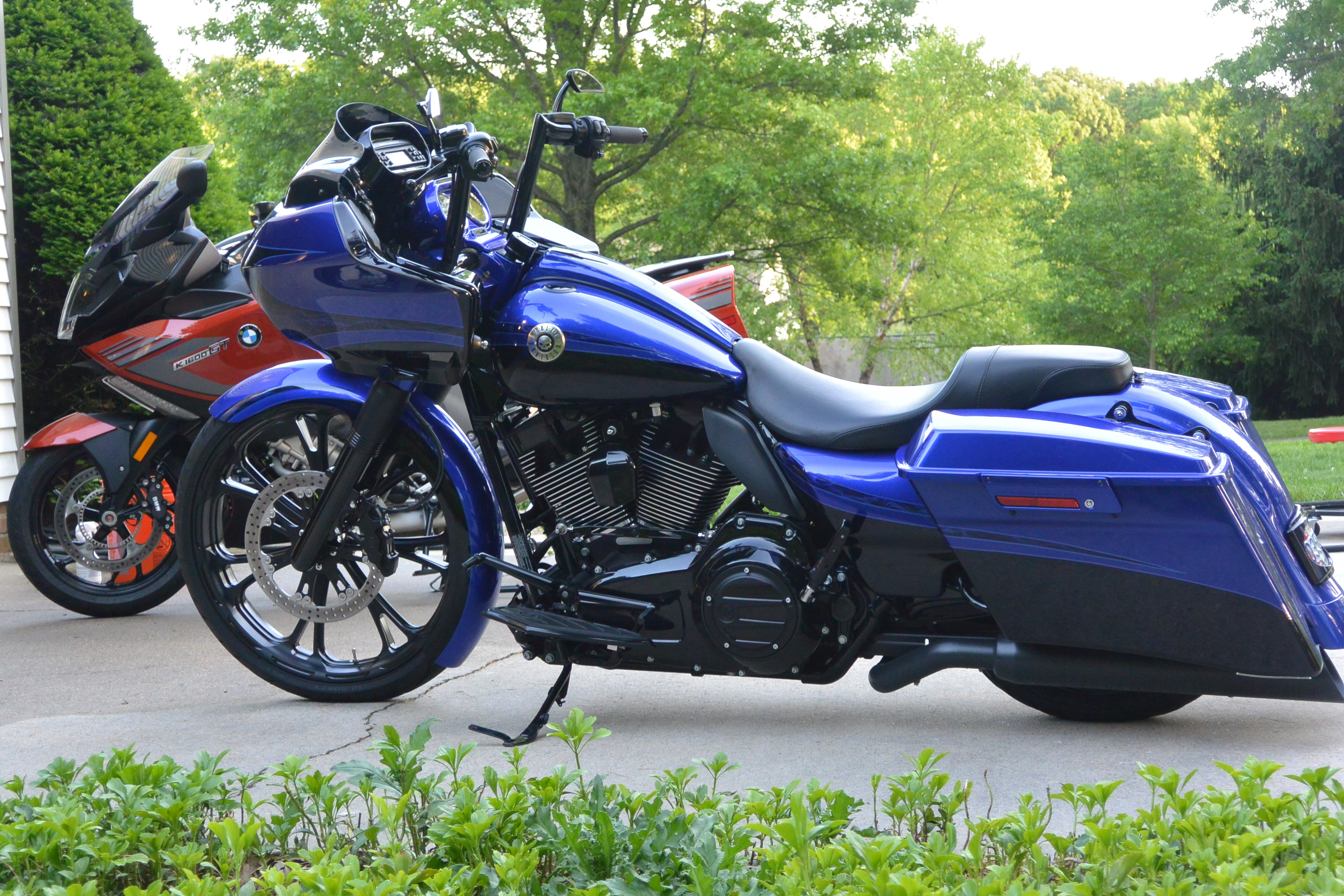 Used Motorcycles Nj >> 2012 Harley-Davidson® FLTRXSE CVO™ Road Glide® Custom (Blue), Fallston, Maryland (460511 ...