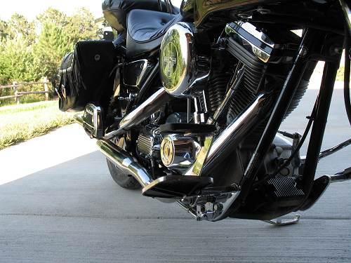1990 Harley Davidson 174 Fxrt Sport Glide 174 Black W Maroon