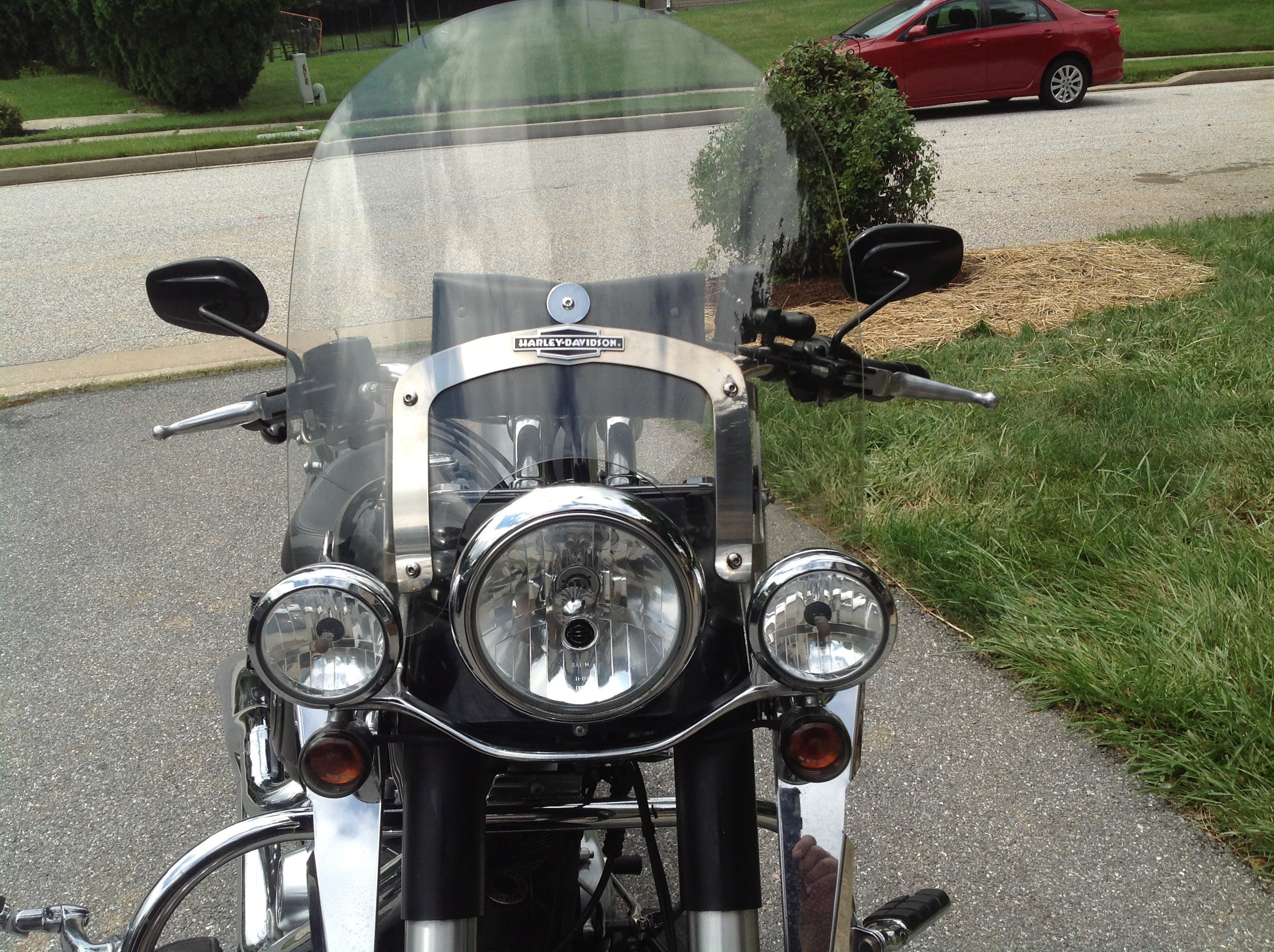 2011 Harley Davidson 174 Flstfb Softail 174 Fat Boy 174 Lo Vivid