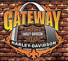Gateway Harley-Davidson's Logo