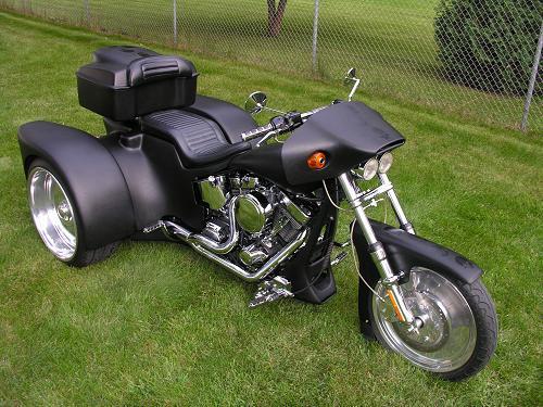 Photo of a 2005 Special Construction  Custom Trike