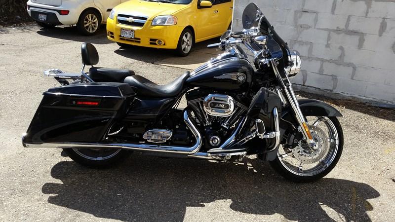 Cvo For Sale Washington >> 2013 Harley-Davidson® FLHRSE5-ANV CVO™ Road King® 110th Anniversary (black with grey pin strips ...