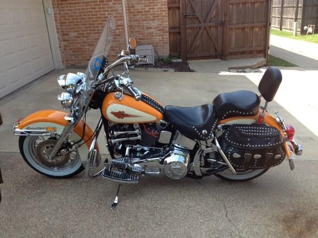 1991 Harley-Davidson® FLSTC Heritage Softail® Classic ...