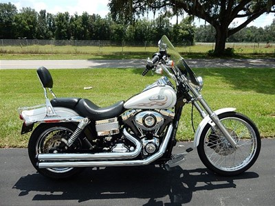 Photo of a 2007 Harley-Davidson® FXDWG Dyna® Wide Glide®