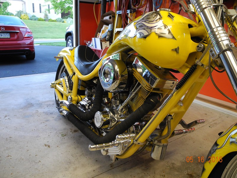 Photo of a 2001 Bourget Bike Works  Low-Blow