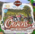 Owens Harley-Davidson's Logo