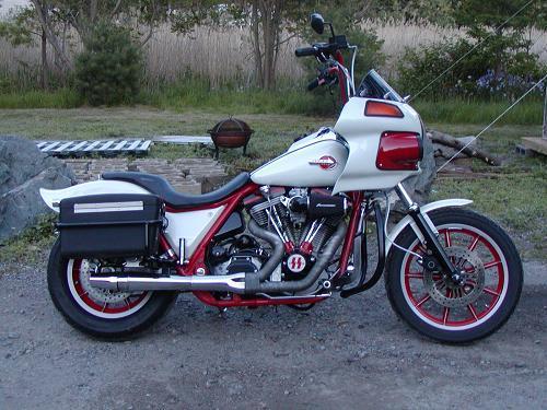 1988 Harley