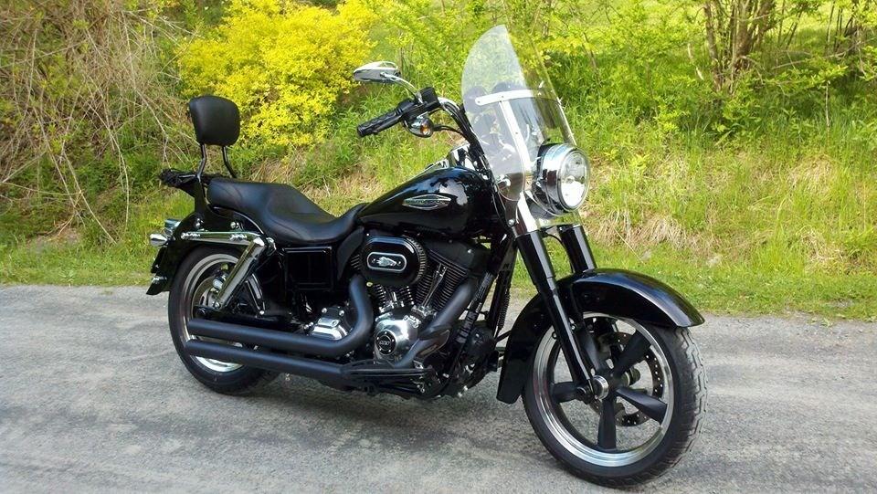 2013 Harley-Davidson® FLD Dyna® Switchback (Black ...