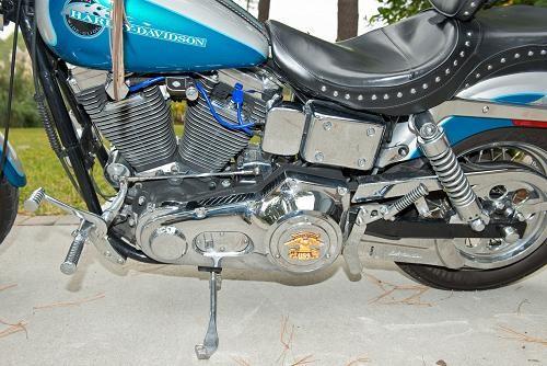 Used Tires Savannah Ga >> 1994 Harley-Davidson® FXDWG Dyna® Wide Glide (Teal/Silver ...