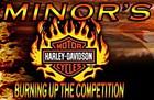 Minor's Harley-Davidson's Logo