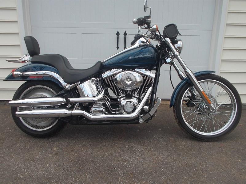 Photo of a 2002 Harley-Davidson® FXSTD/I Softail® Deuce™