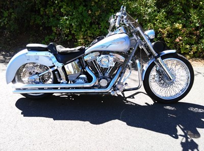 Used 1997 California Motorcycle Co. Softail Classic