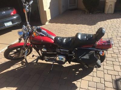 Used 1999 Harley-Davidson® Dyna® Wide Glide®
